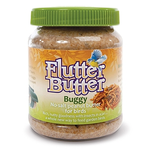 Flutter Butter Jar - BUGGY